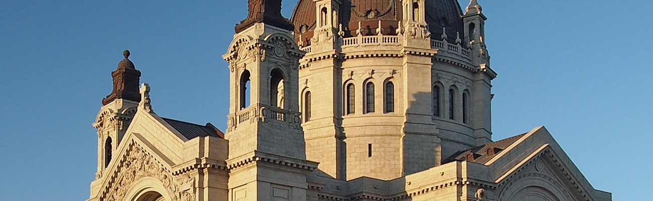 The Cathedral of Saint Paul in Minnesota