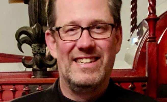 Photo of Fr. Dan Griffith