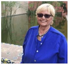 Retired Wisconsin Supreme Court Justice Janine Geske